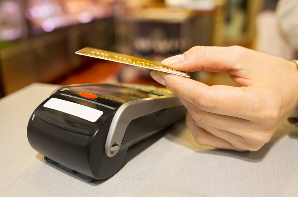 Do you know what you're paying for? How contactless cards