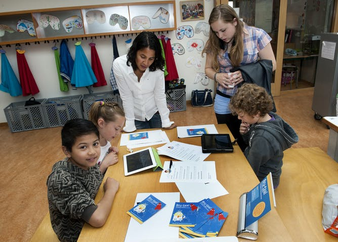 using technologies in the classroom Understand the impact and evolution of technology in the classroom, and its importance in the classroom now more than ever.