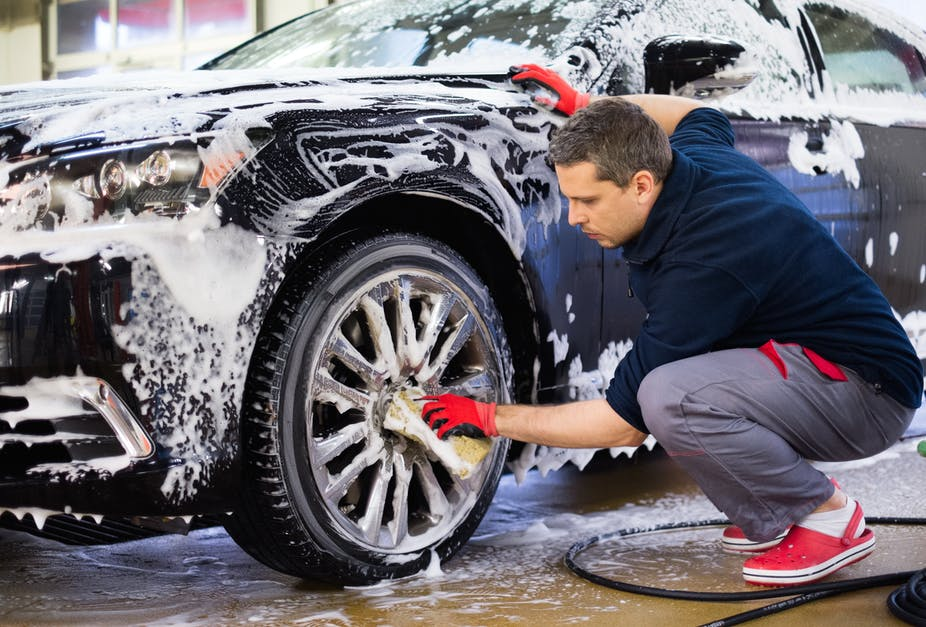 Hand Wash Car Wash >> The Return Of The Hand Car Wash And The Uk S Productivity Puzzle