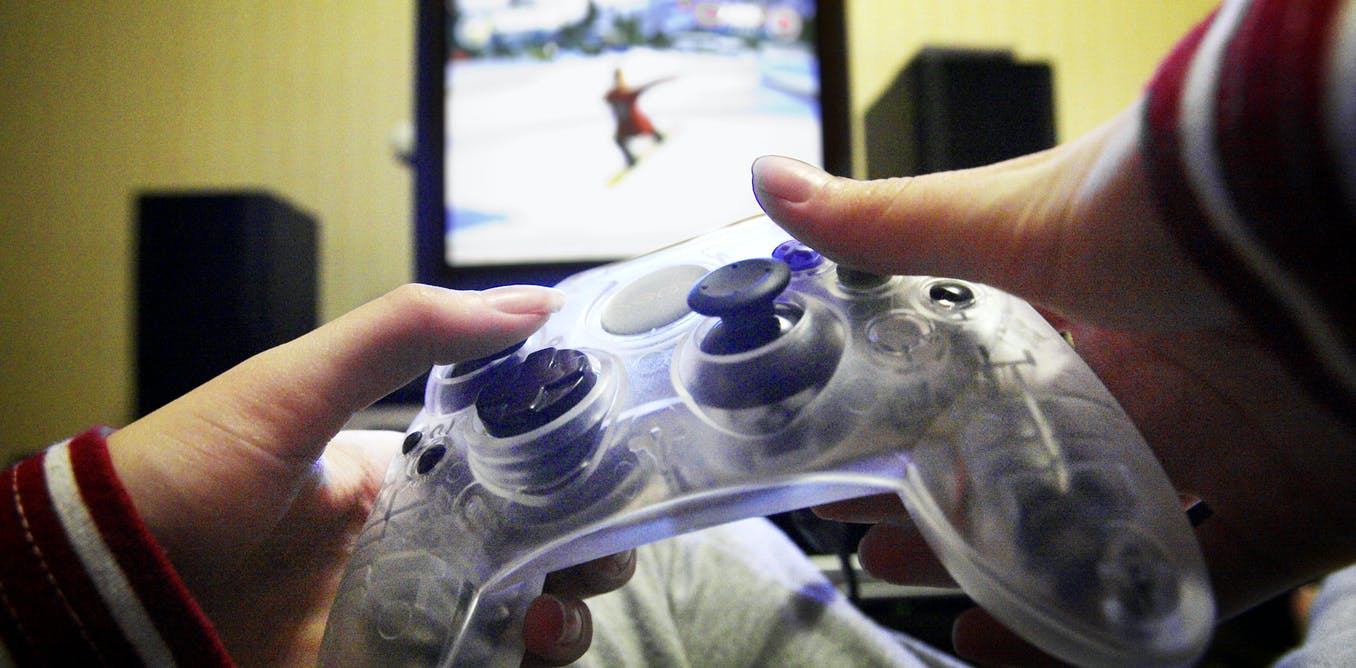 violent video games cause behavorial impact