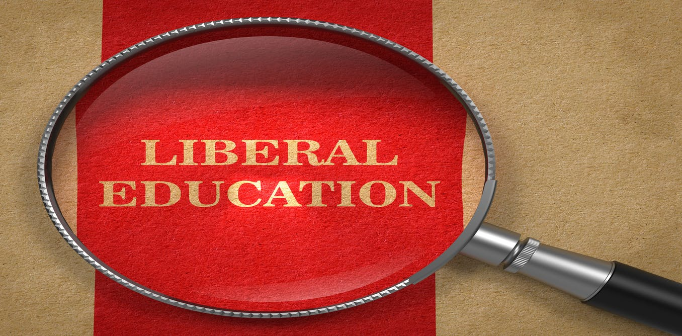 liberal education We need citizens of the church and our country with big, god-sized hearts: compassionate, courageous, articulate, faithful, willing to embrace whatever crosses with.