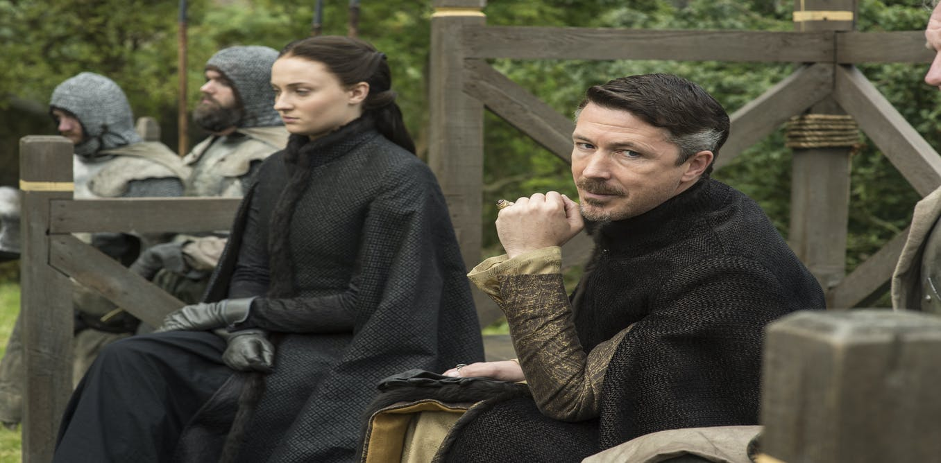 Team Littlefinger Home: Game Theory Of Thrones: How Strategy Might Decide Who