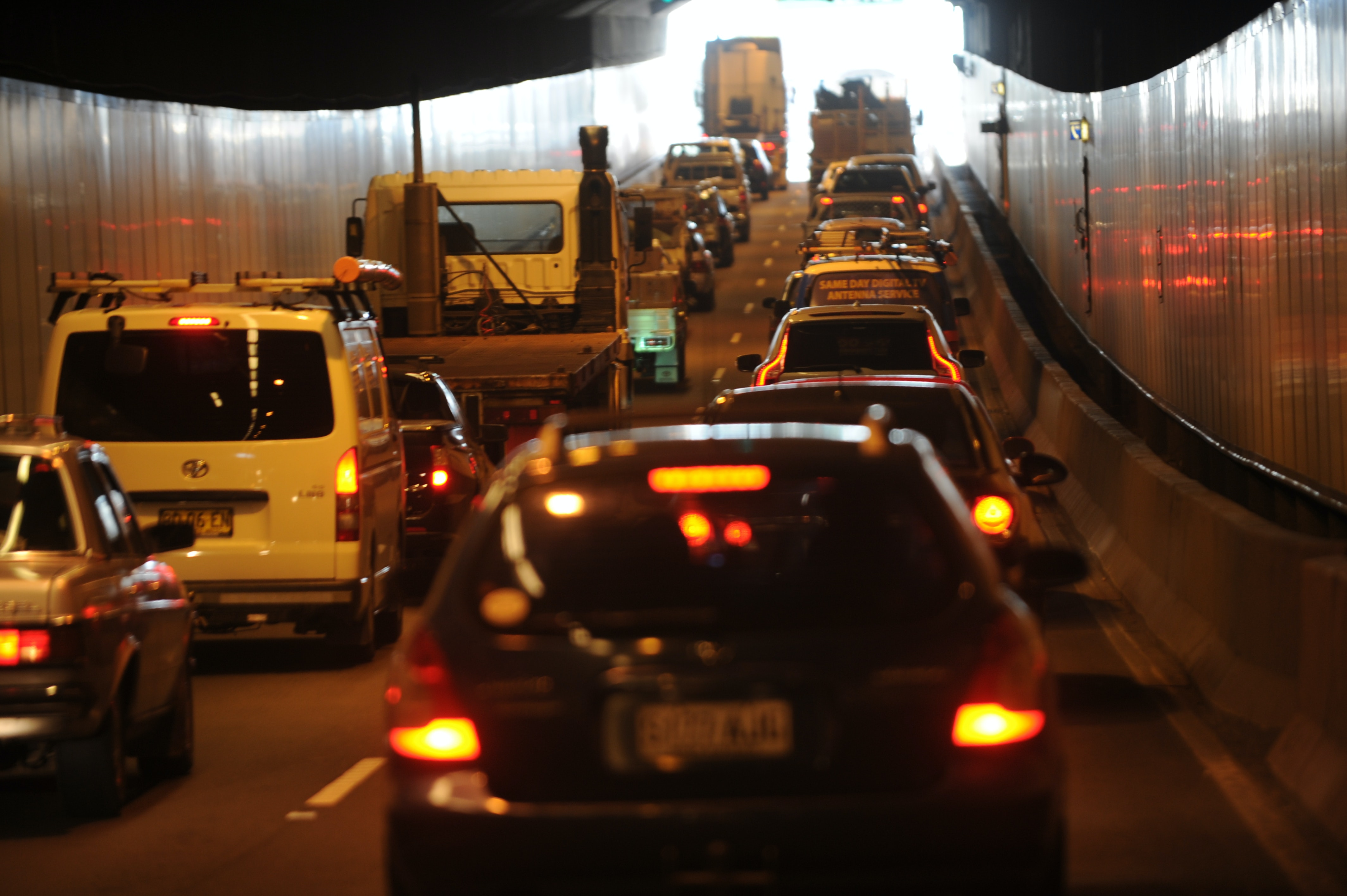 Do more roads really mean less congestion for commuters?