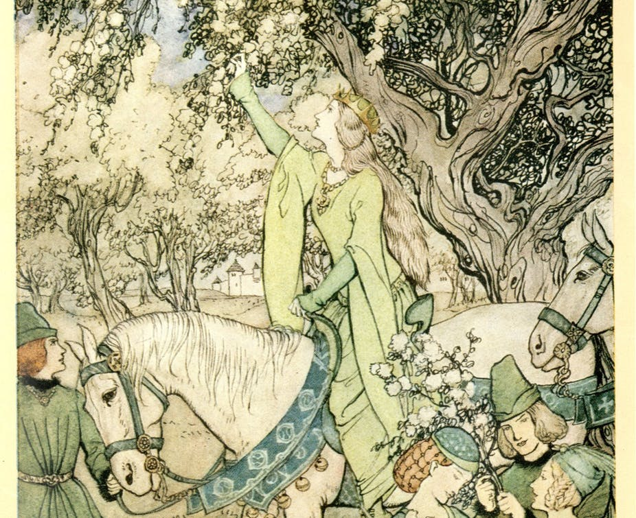 women and king arthur essay Idylls of the king alfred, lord tennyson - essay patterns of meaning in the completed poem, in king arthur's artist/woman in idylls of the king, in modern.