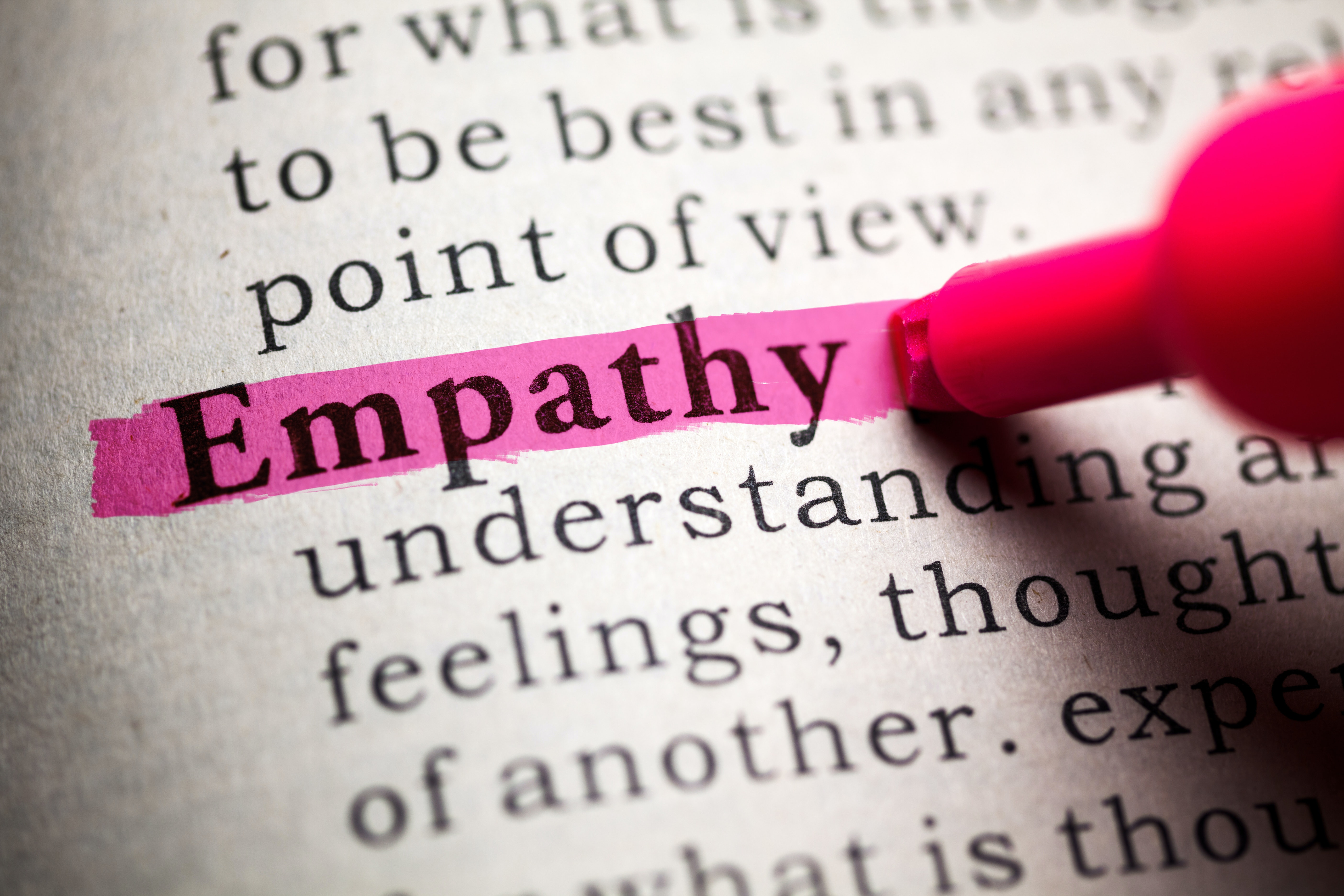 Empathy on the street: How understanding between police and ...