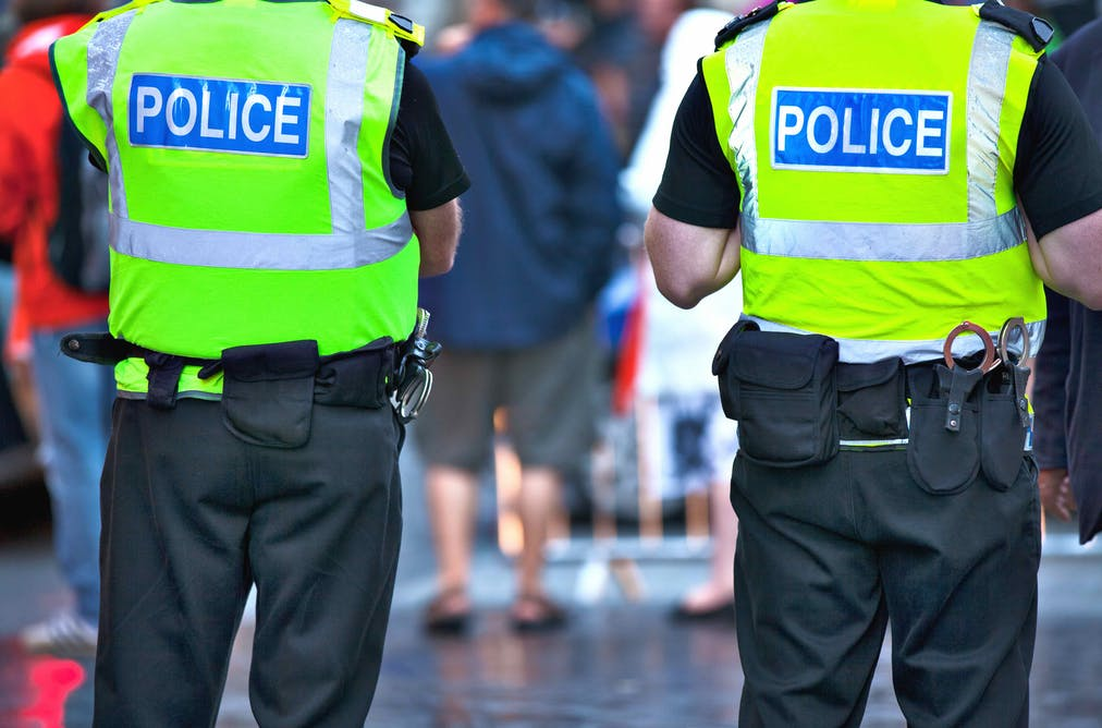 why you want to be a police officer essay
