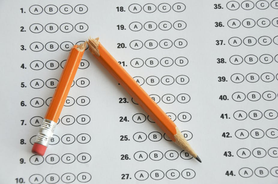 standardized tests effectively measure student achievement