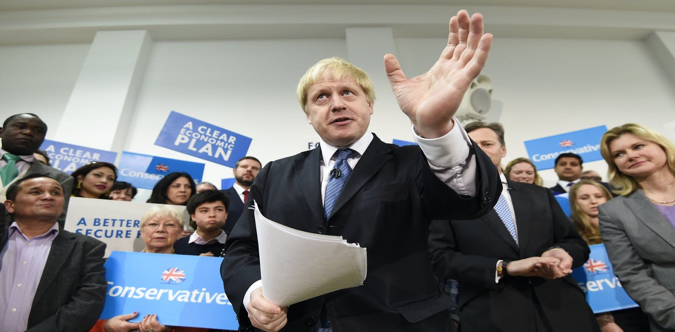 Boris Johnson And Wife