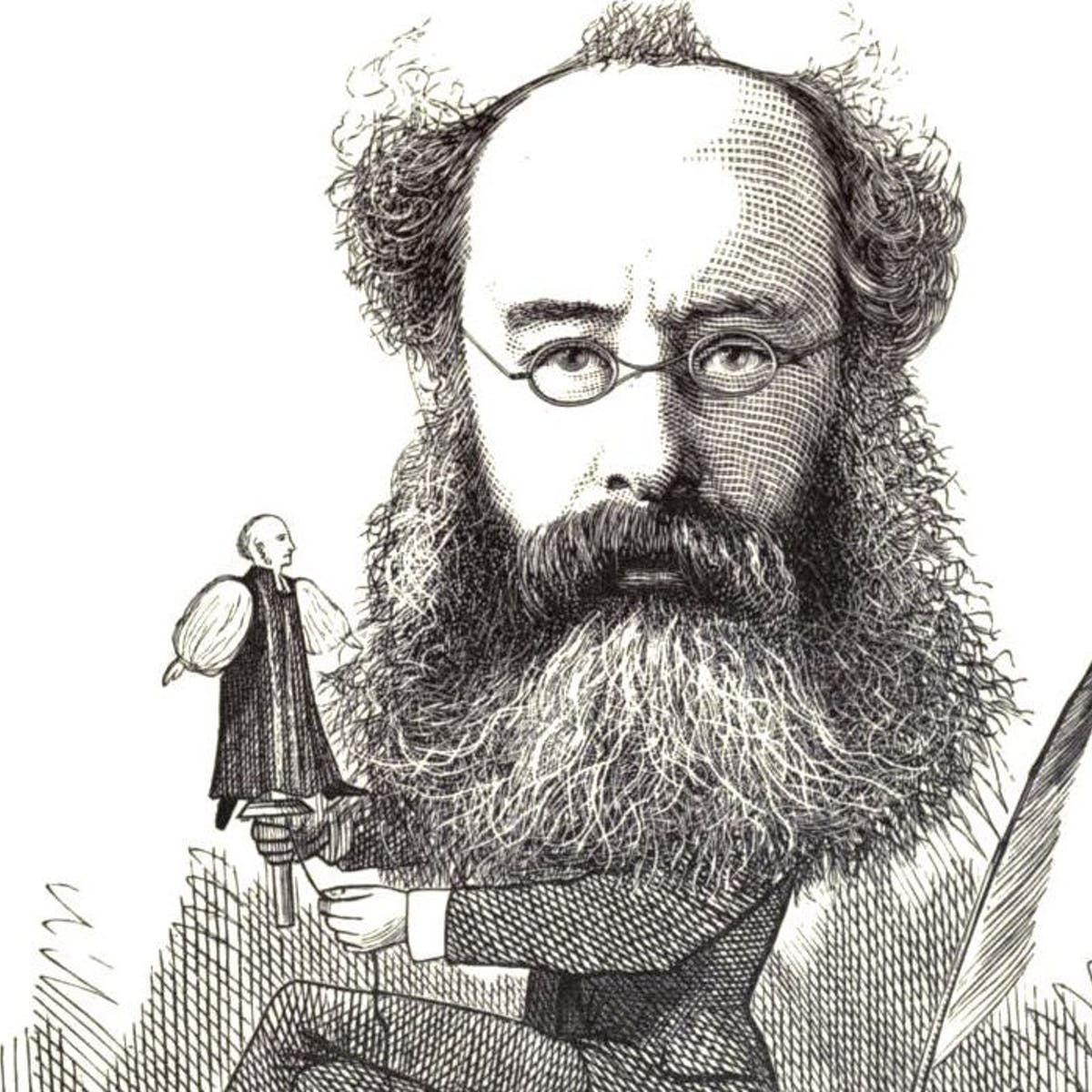 Anthony Trollope is 200 – try him, you might wake up laughing