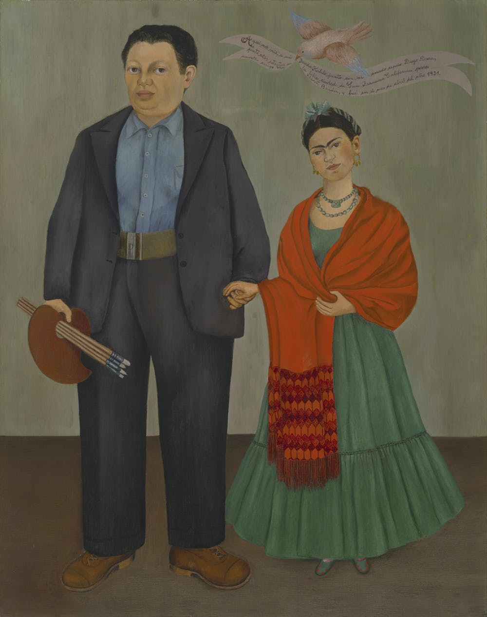 Detroit, 1932: when Diego Rivera and Frida Kahlo came to town