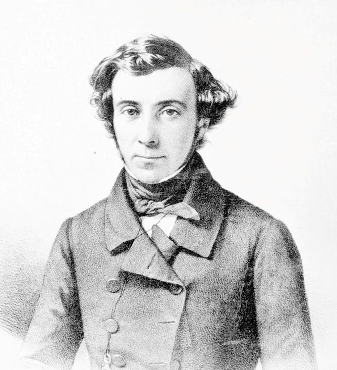 what is alexis de tocqueville's assessment Synopsis alexis de tocqueville was born on july 29, 1805 in paris, france he was a political scientist, historian, and politician, best known for democracy in america a perceptive analysis of.