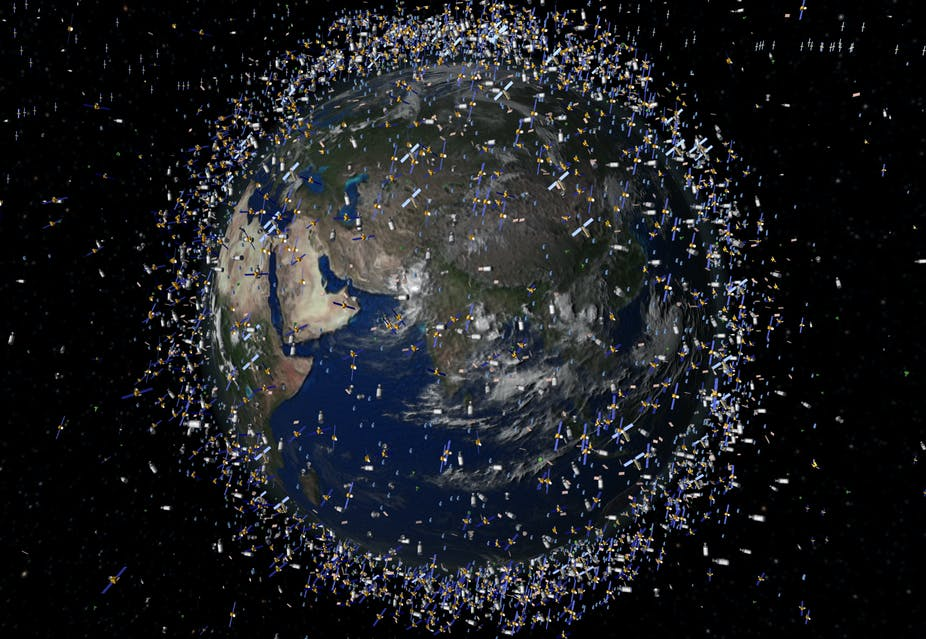 Space Debris What Can We Do With Unwanted Satellites