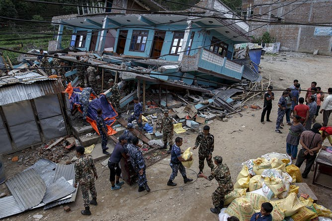 Nepal earthquake deals severe hit to culture, economy but may ...