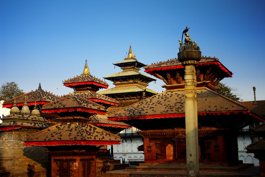 the history of kathmandu valley as told by its architecture
