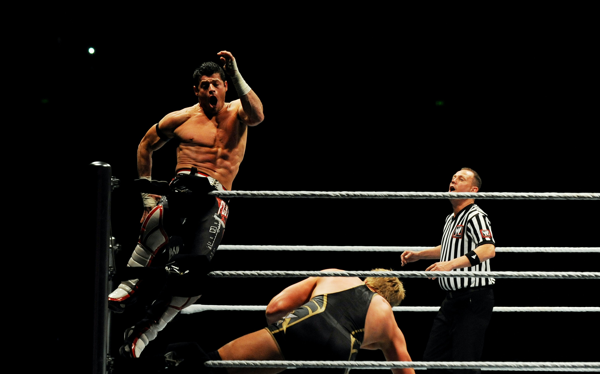 Pro wrestling brisbane
