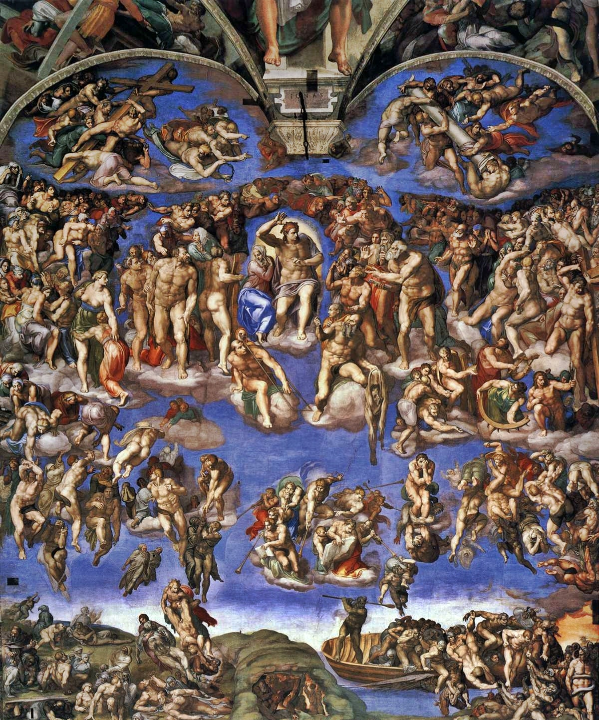 The third heaven, the seventh heaven, the circles of hell: a selection of sites