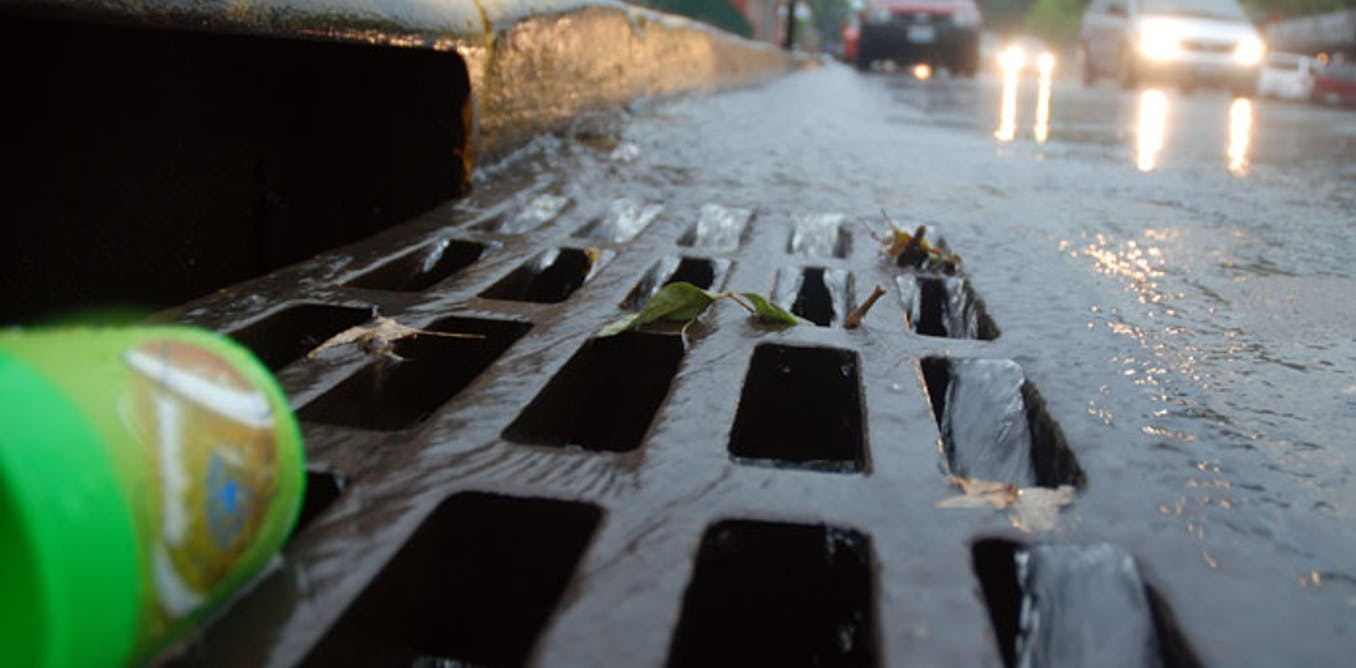 Stormwater innovations mean cities don't just flush