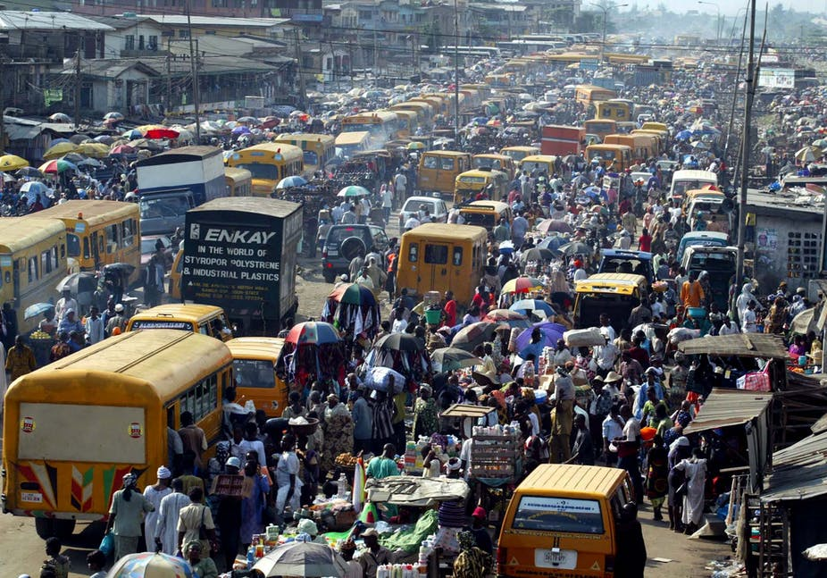 Image result for Nigerians now desperately poor,