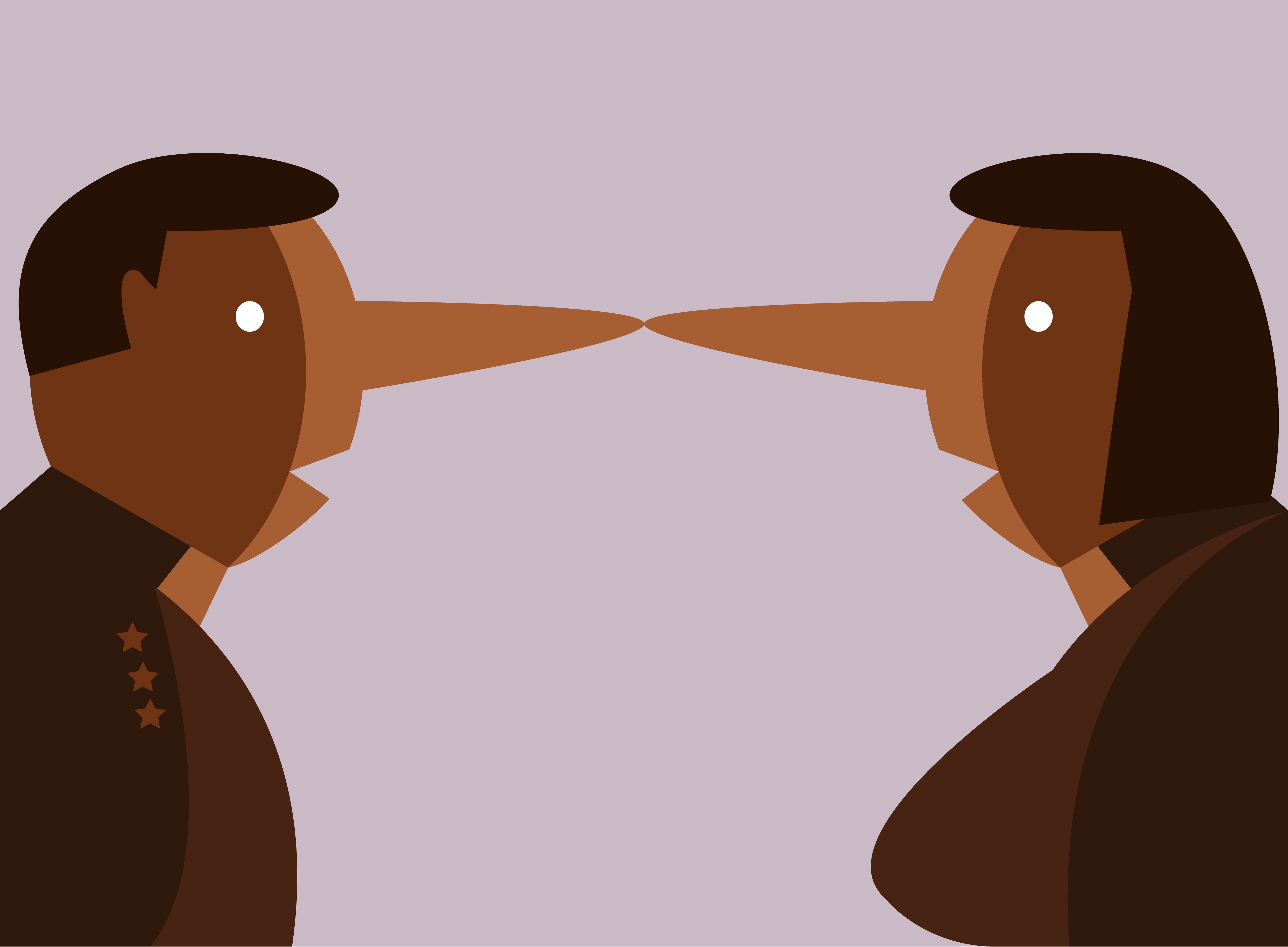 advertising is a diplomatic way of telling a lie When lying is good a new study out of  no lie: there are times when not telling the truth is a good thing  means of production subverts advertising to sell.