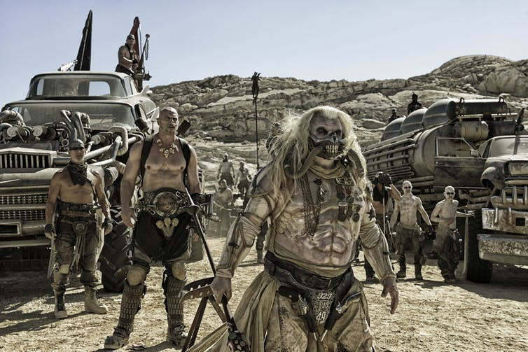 Frenzy on Fury Road: Mad Max faces a post-digital apocalypse
