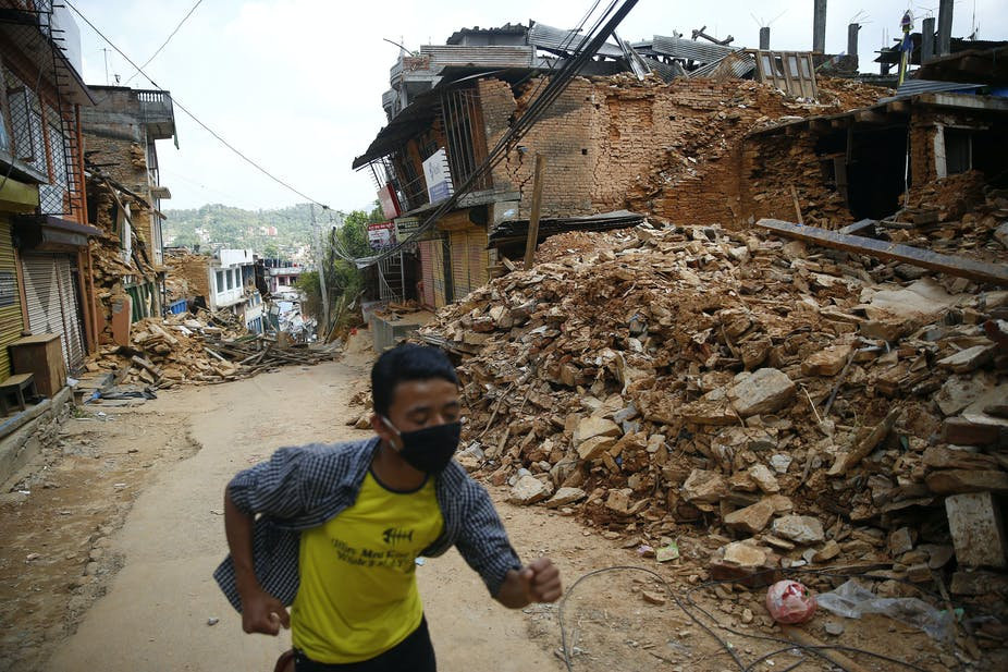 Nepal earthquake: such huge aftershocks are rare