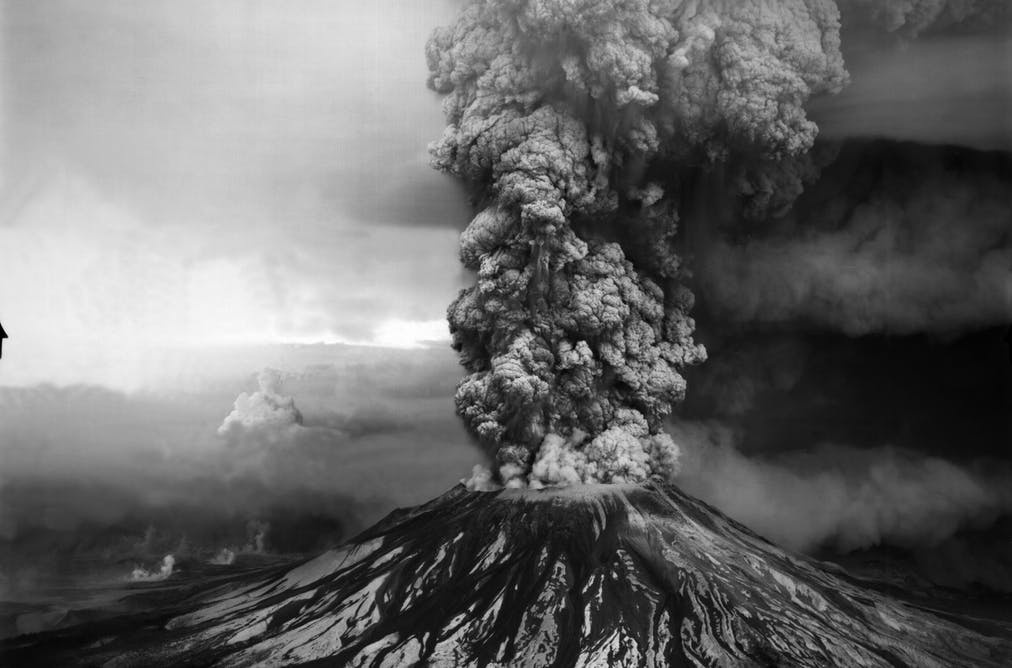 Australias Volcanic History Is A Lot More Recent Than You Think - 14 amazing volcanic eruptions pictured space