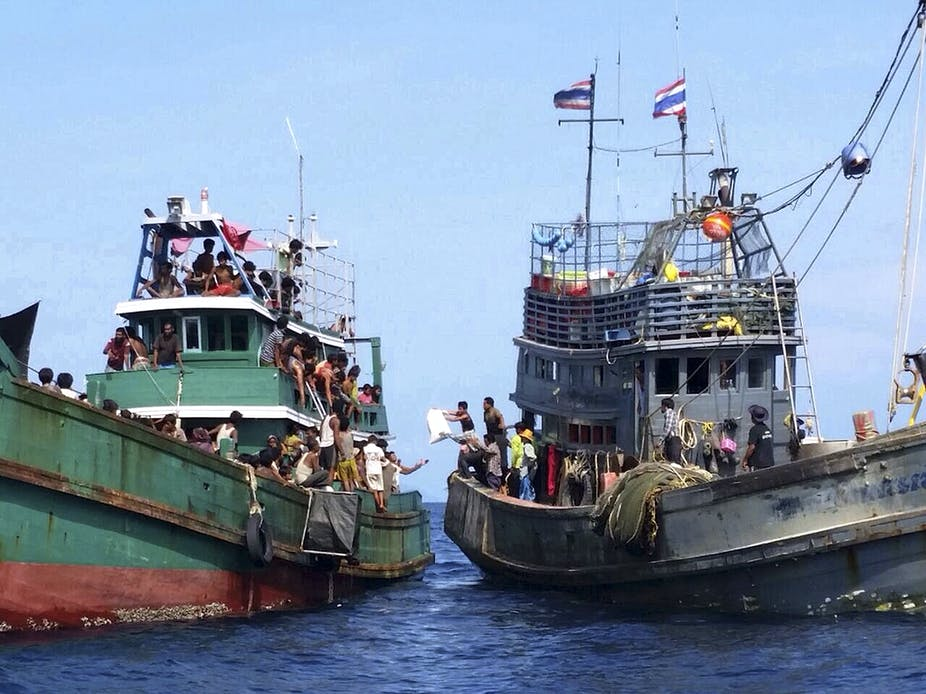 South-East Asia's migrant boat crisis is a global responsibility