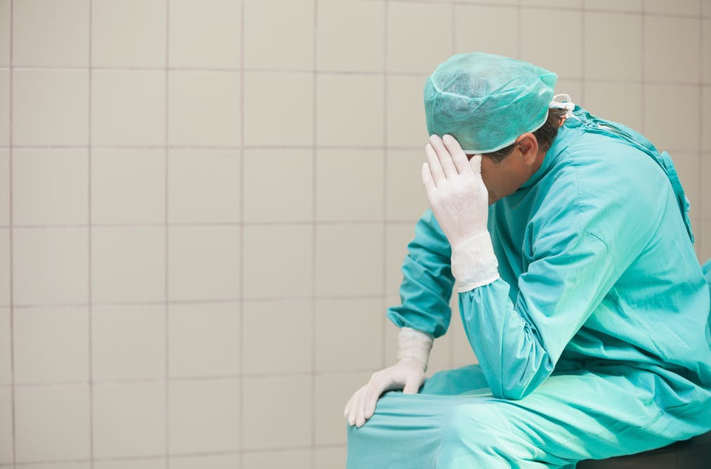 Why medicine leads the professions in suicide, and what we can do