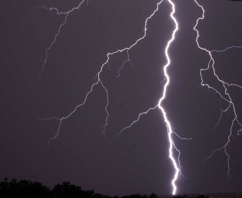 some truths about lightning when thunder roars go indoors