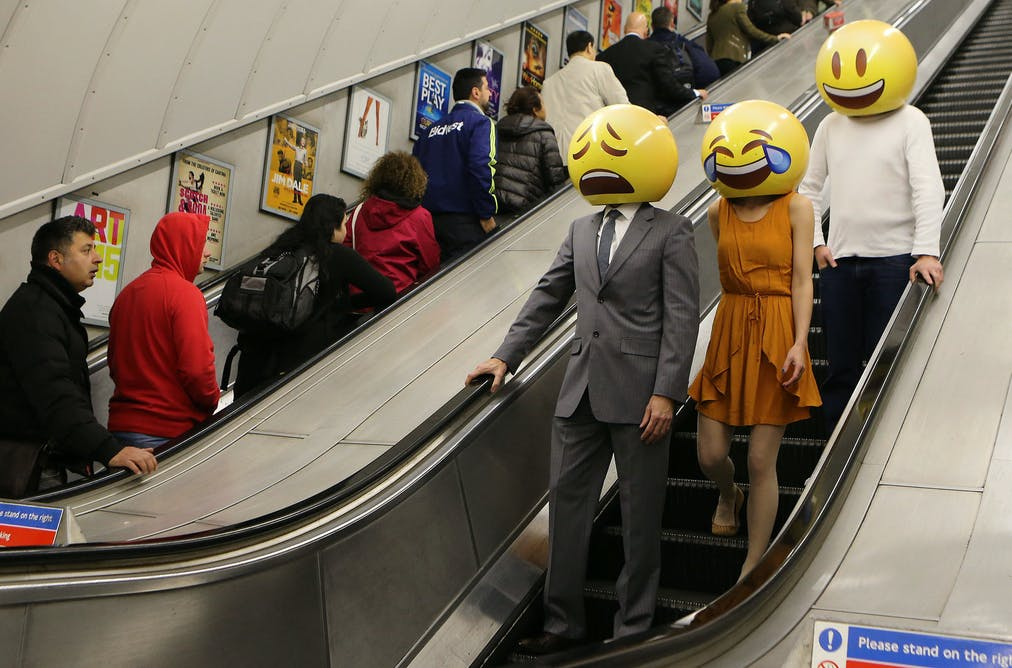 Emojis have hit Hollywood – and thriller or rom-com, they'll take it