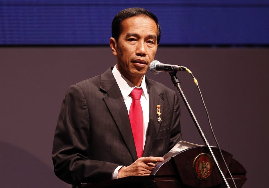 Papuans and jokowi are hostage to indonesian politics reheart