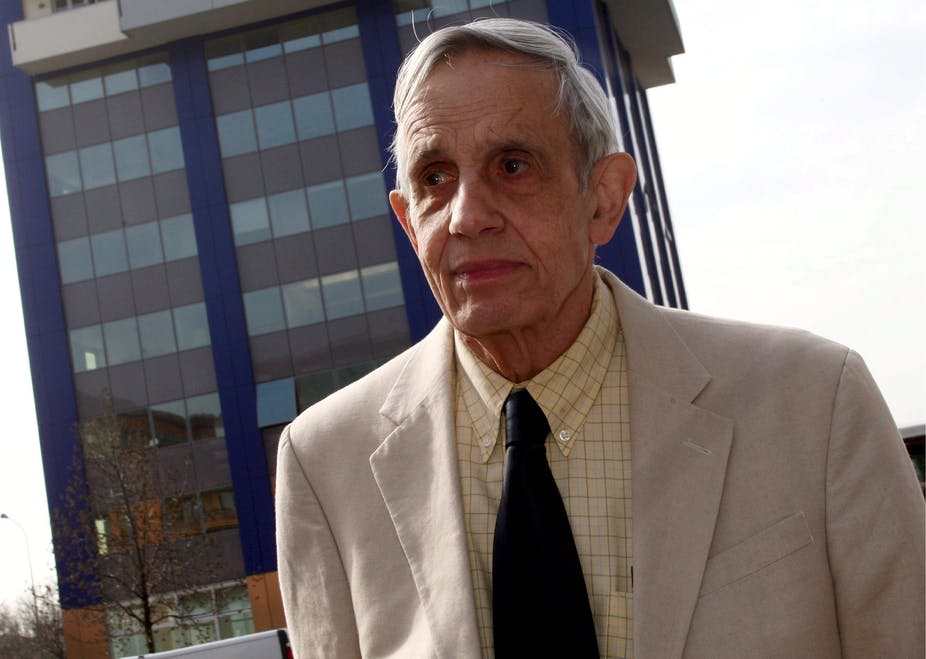 john nash and his contribution to game theory and economics