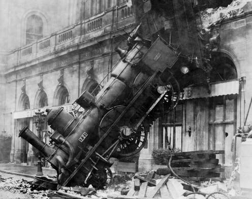 The 'train wreck' continues: another social science retraction