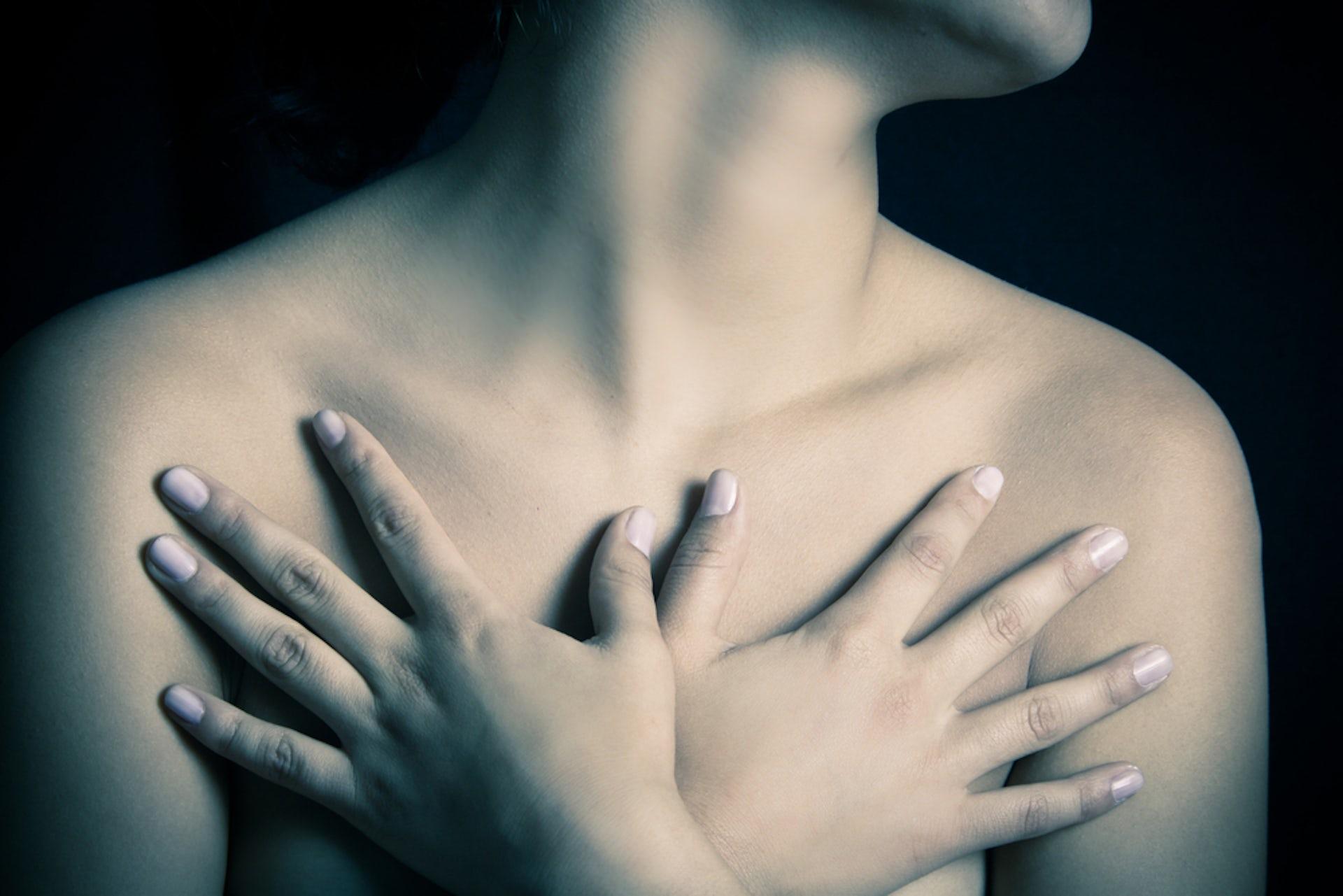 Original breast images