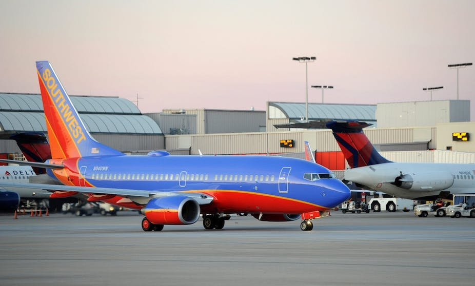 A tale of two airlines: Can low-cost carriers be sustainable and