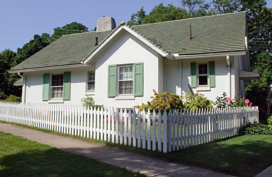 Homeownership losing role as lynchpin of the American dream on