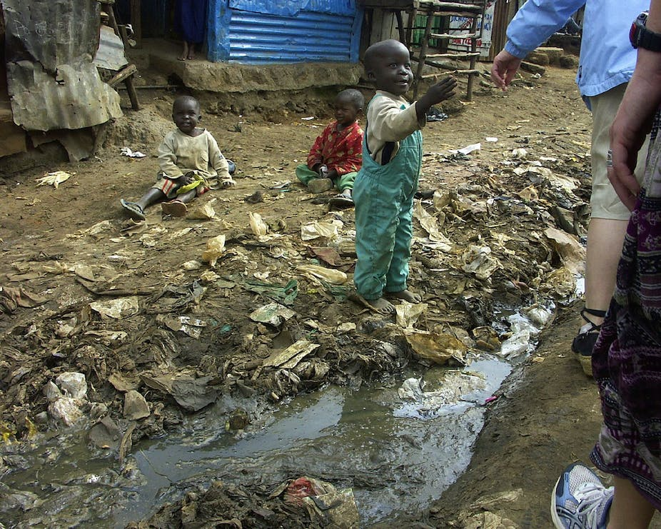 Global Progress On Poverty Is Slowest For The Poorest Of The Poor - The porest