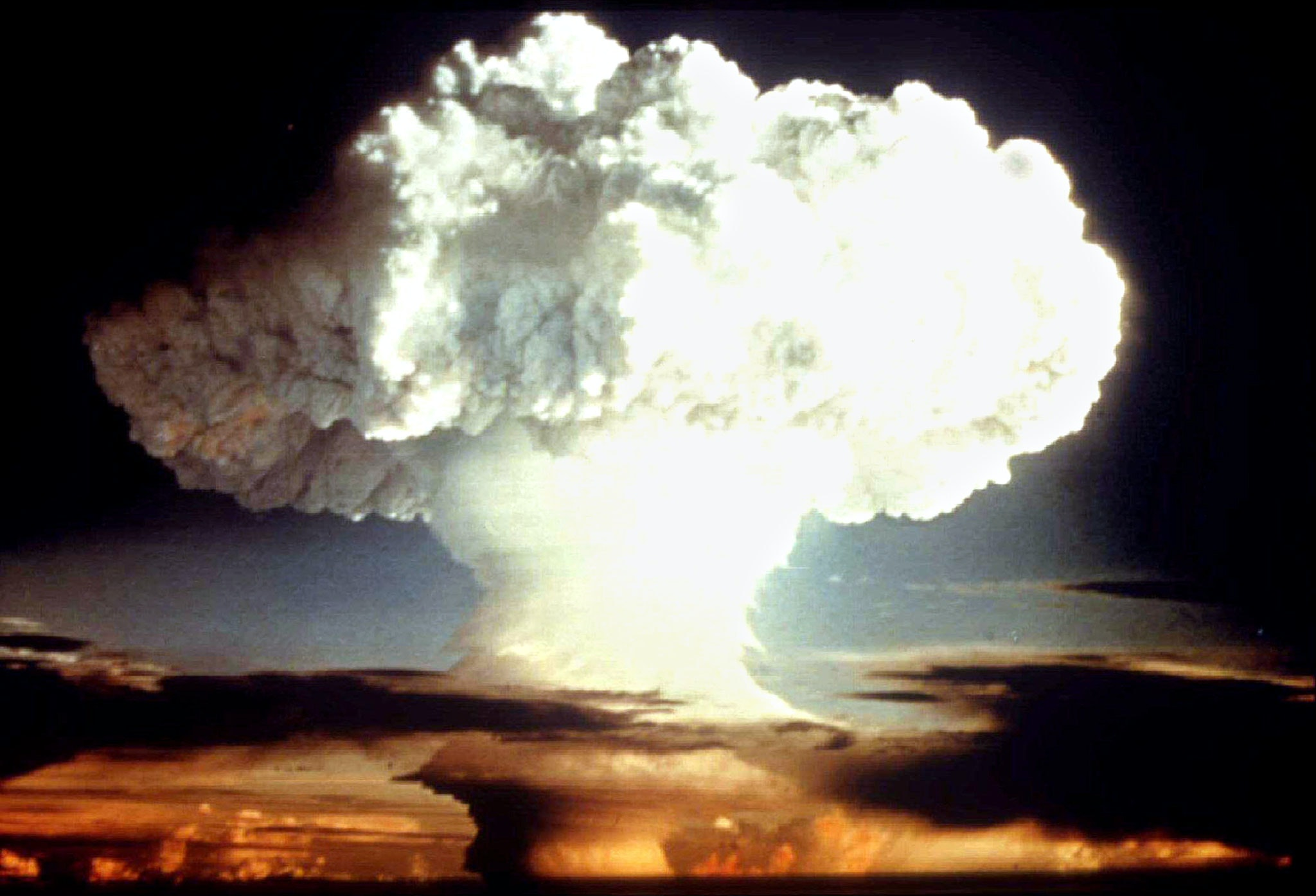 a history of the creation of the atomic bomb a weapon of mass destruction The discovery of this great weapon of mass destruction lead to creation of the atomic bomb history of the development of the atomic bomb was a.