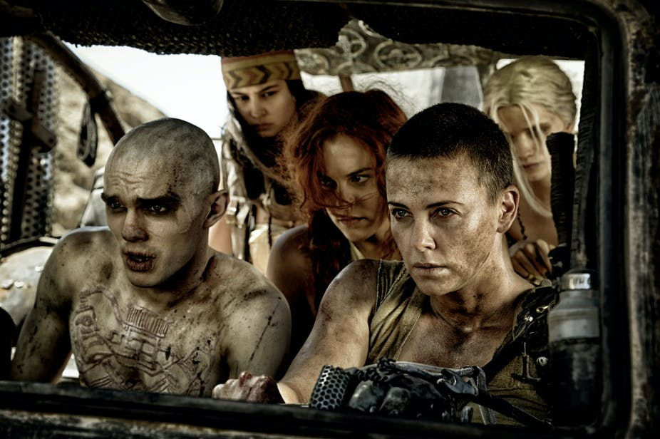 stanza and deliver the filmic poetry of mad max fury road