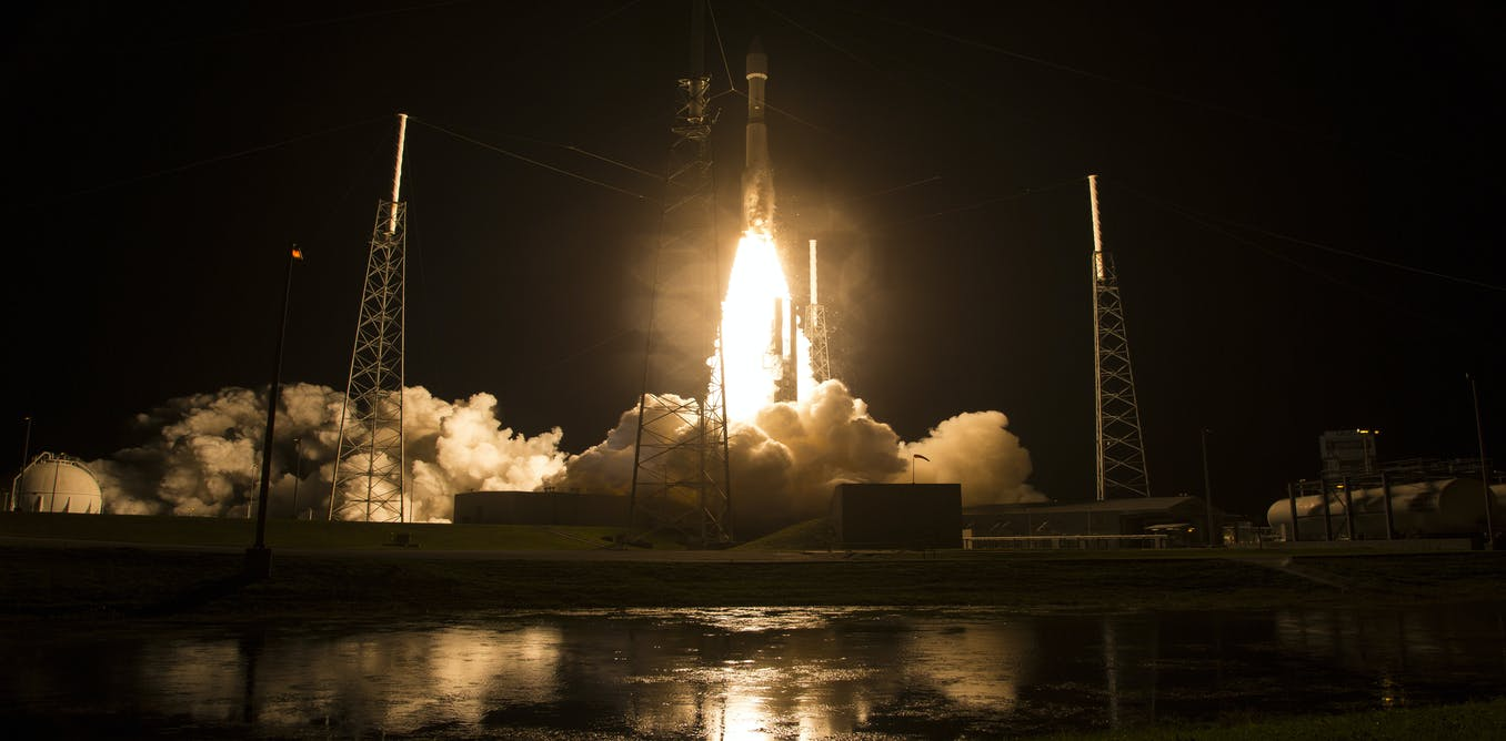 is space exploration worthwhile Lots of people think that in tough economic times the space program should be cut these people are wrong.
