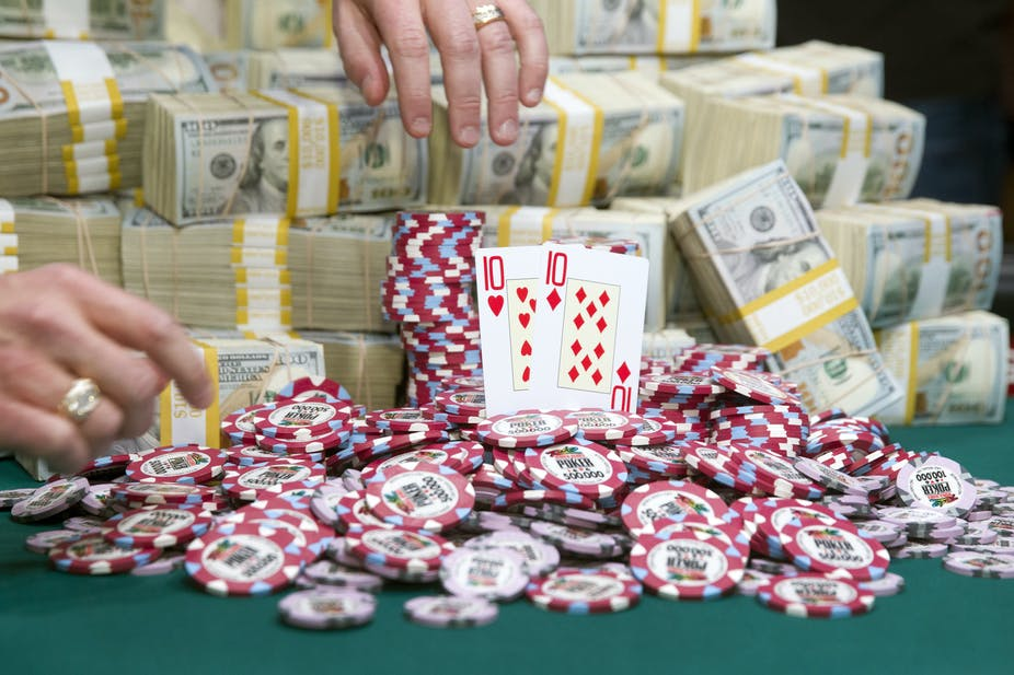 The World Series of Poker's Colossus event and America's obsession ...