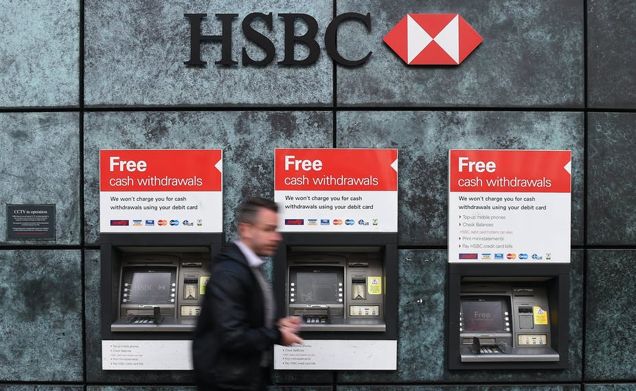 Instead of laying off thousands of staff, HSBC should focus on