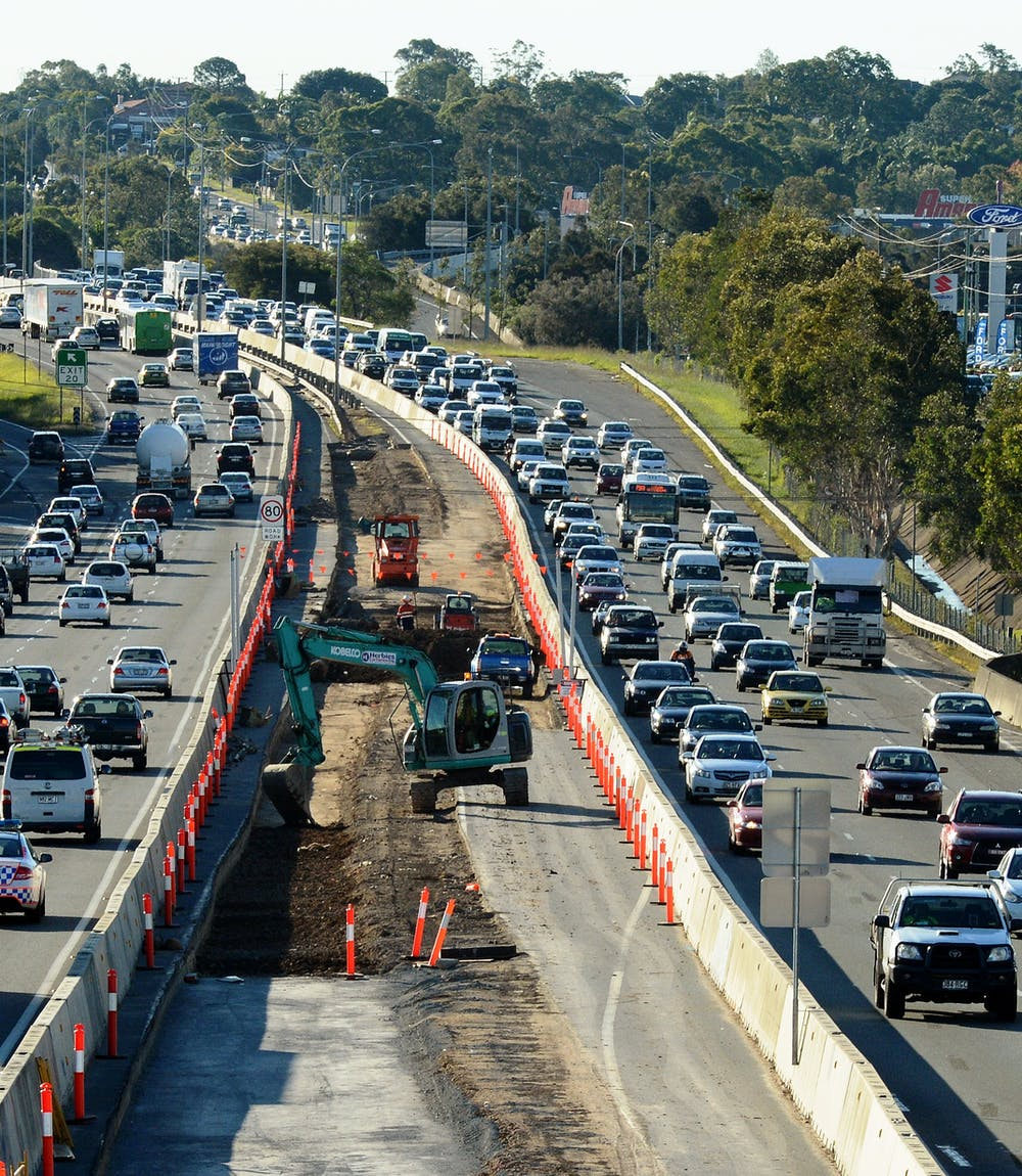 traffic congestion: is there a miracle cure? (hint: it's not roads)