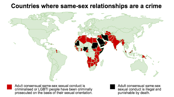 Articles on homosexuality in south africa