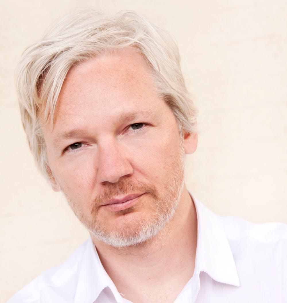 Julian Assange on Google, surveillance and predatory capitalism