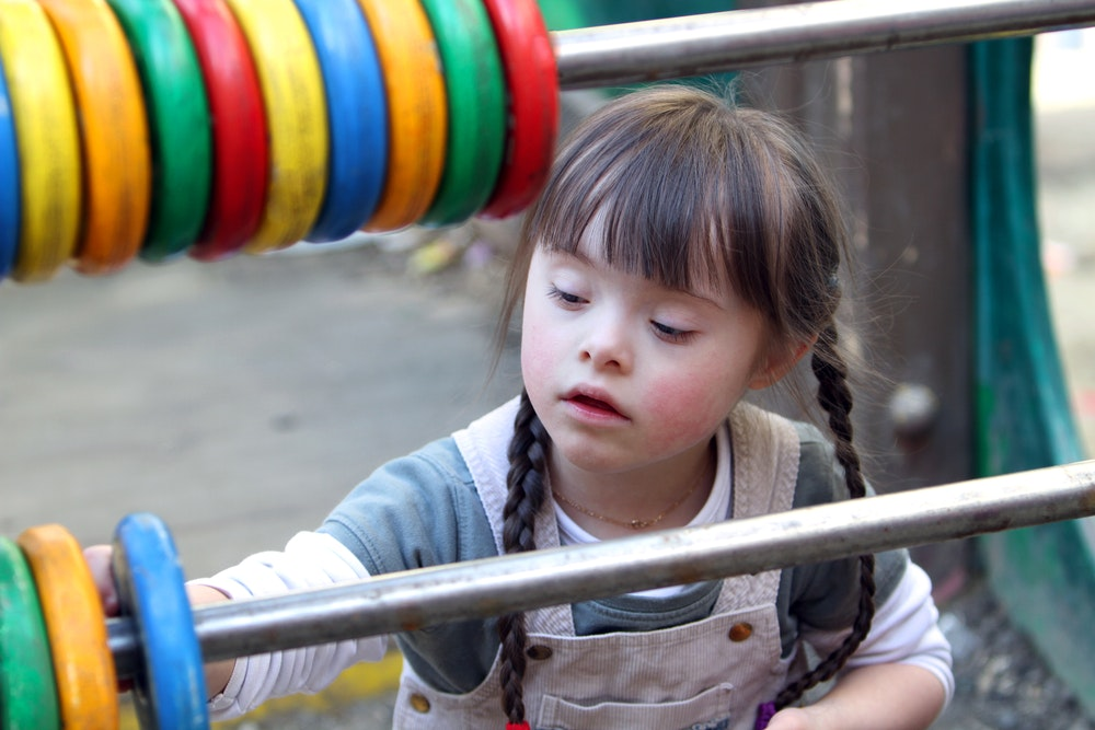 We bring up a tolerant child: how to explain who such children are with Down syndrome