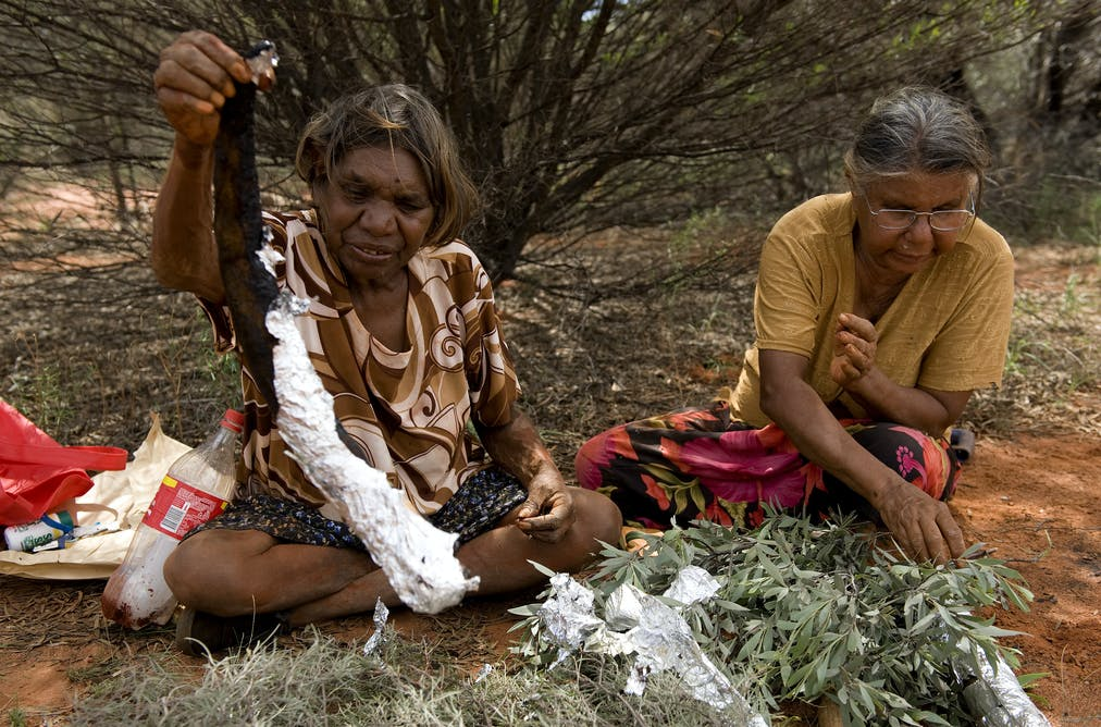 tasmanian aboriginals forgot how to make fire