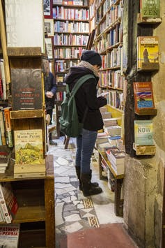 World's favourite bookstores ranking shows enduring market