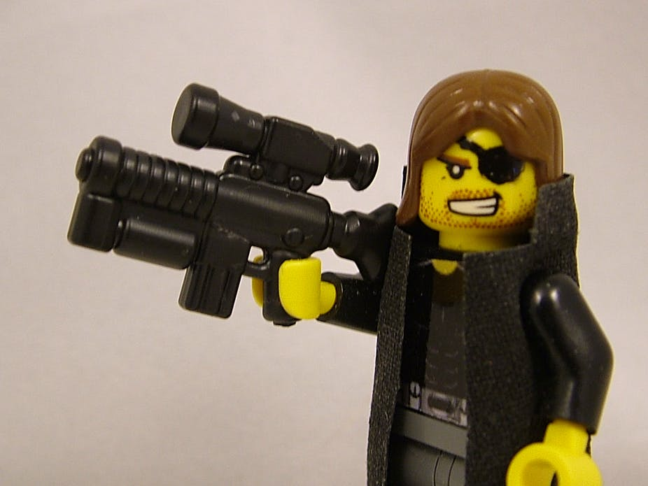 How Lego legally locked in the iconic status of its mini-figures