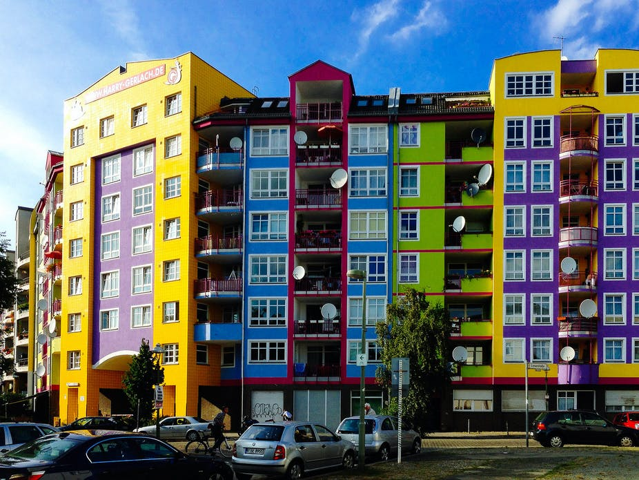 Five reasons housing is more affordable overseas